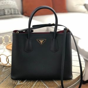 Brand new, never used Prada Luxe Tote!